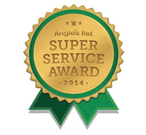 Complete Lawn Care Earns 2014 Angie's List Super Service Award